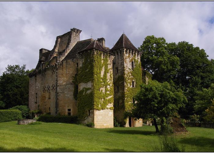 Auriac du Périgord, Château de la Faye