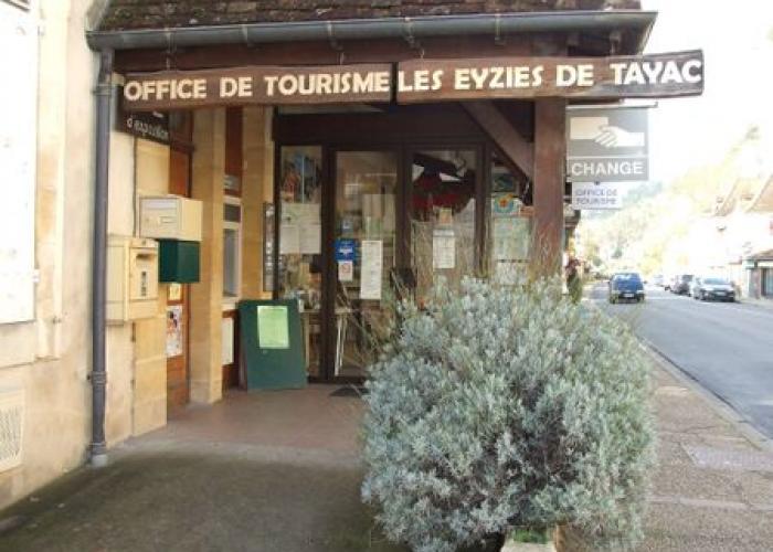 puntos de informaciones turísticas en les eyzies
