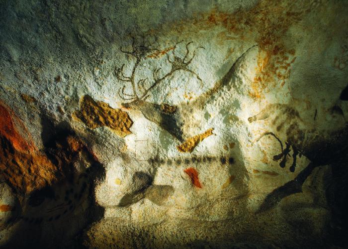 Cerf de la grotte de Lascaux II