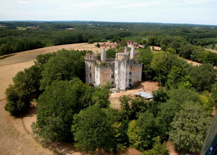 Château de l'Herm ©Château de l'Herm