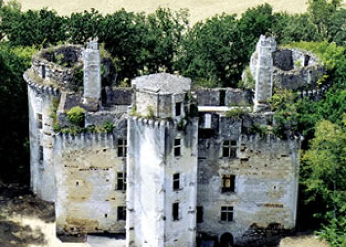 Château de l'herm, Rouffignac