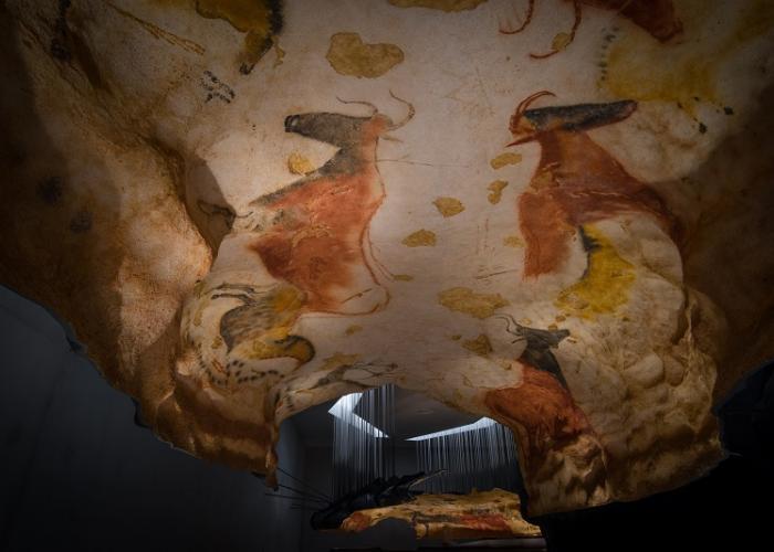 Lascaux Centre International d'art pariétal ©Dan Courtice