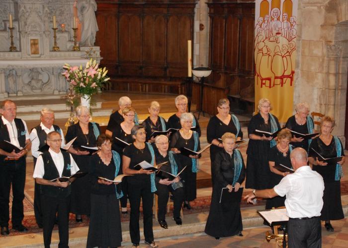 concert saint-louis, le Bugue, chanson, vallée vézère