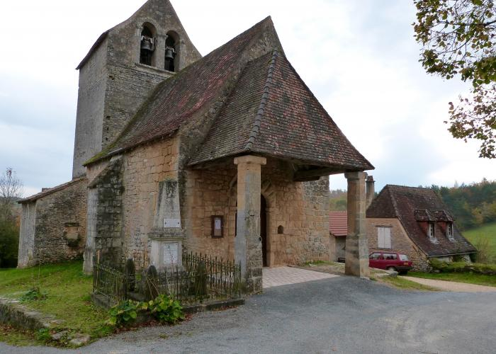 Eglise de Savignac de Miremont