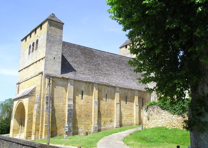 Eglise de Tayac