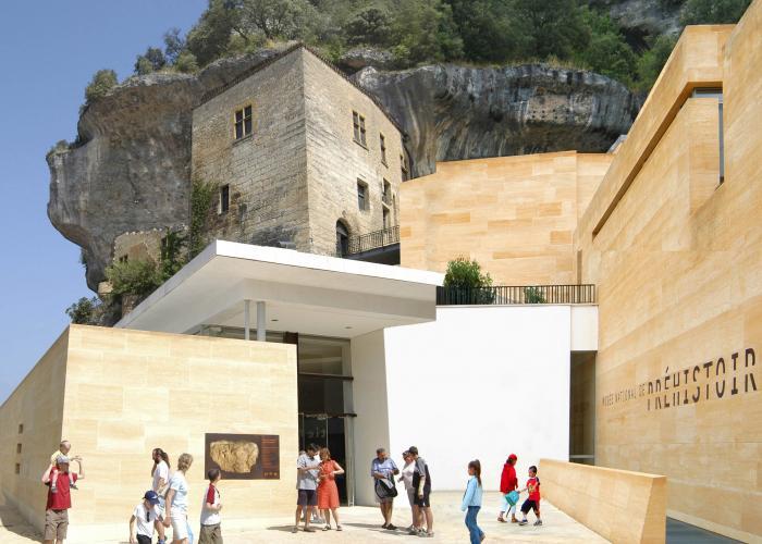 Musée national de Préhistoire ©Ph. Jugie