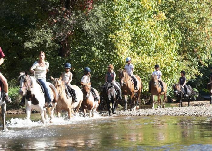 Equitation en vallée Vézère