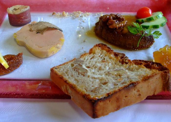 foie gras du Périgord ©A.Borderie