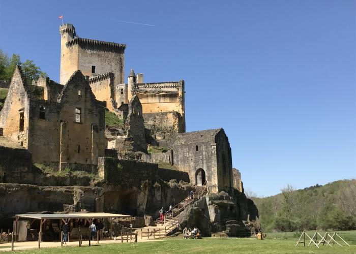 Château de Commarque - Les Eyzies ©A.Borderie