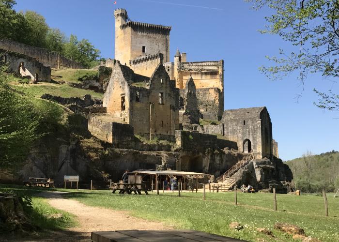 Château de Commarque ©A.Borderie