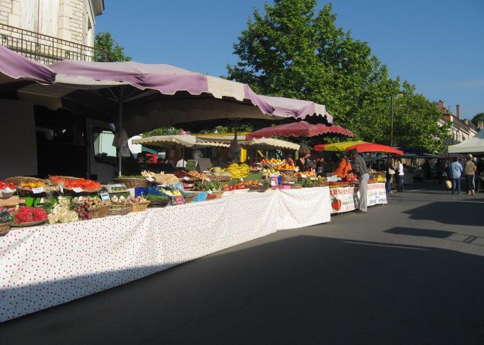 marché de rouffignac