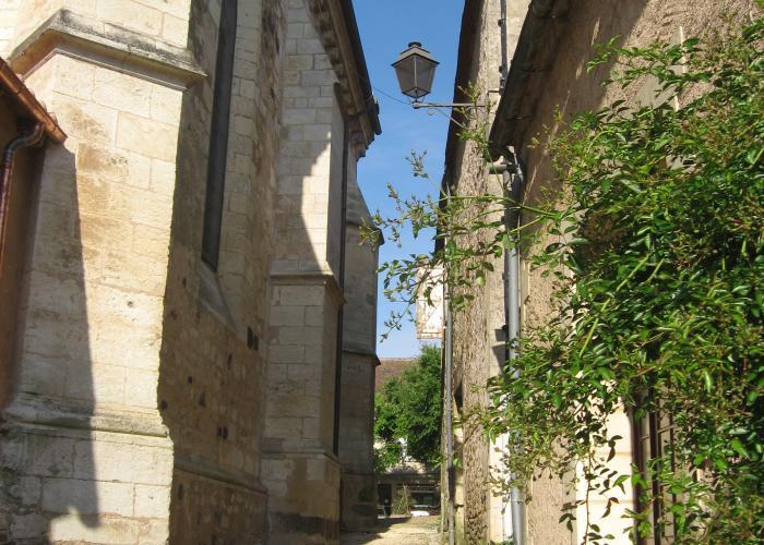 ruelle de Rouffignac