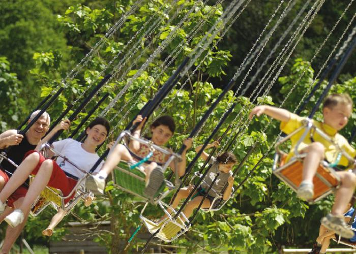 Parc à thème Jacquou Parc