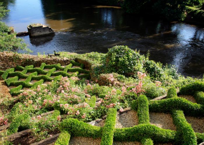 Jardines de Losse- rendez vous aux jardins