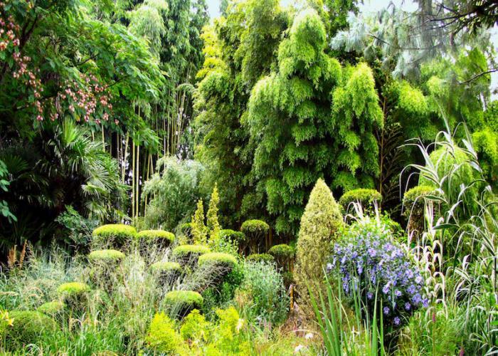 Jardin de Planbuisson ©Planbuisson