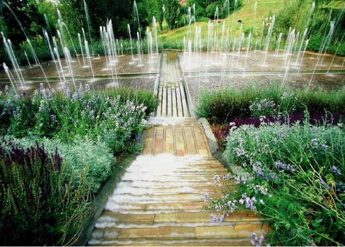 Les jardins de l'Imaginaire à Terrasson