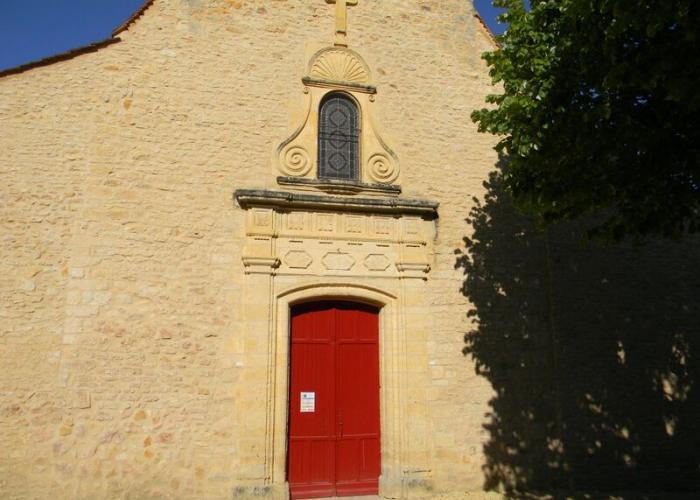 Porte_eglise_Journiac_Dordogne©ALR
