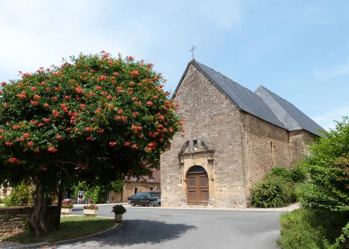 La Chapelle Aubareil