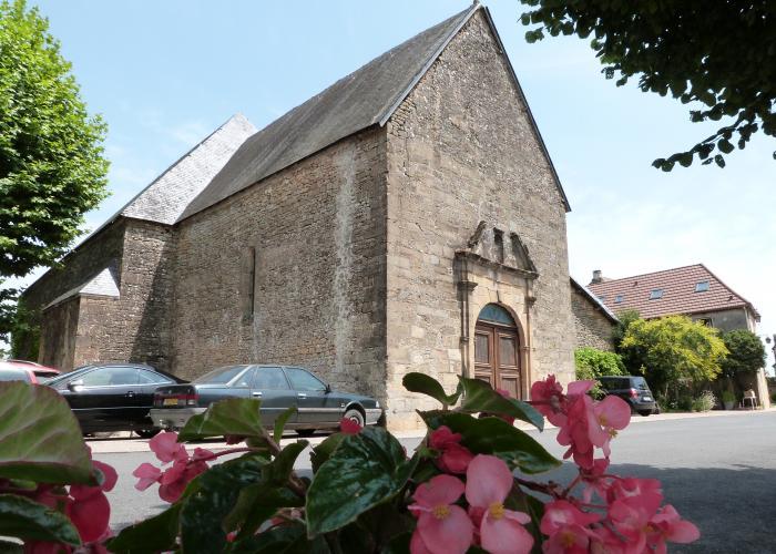 La chapelle Aubareil ©Myriam.G