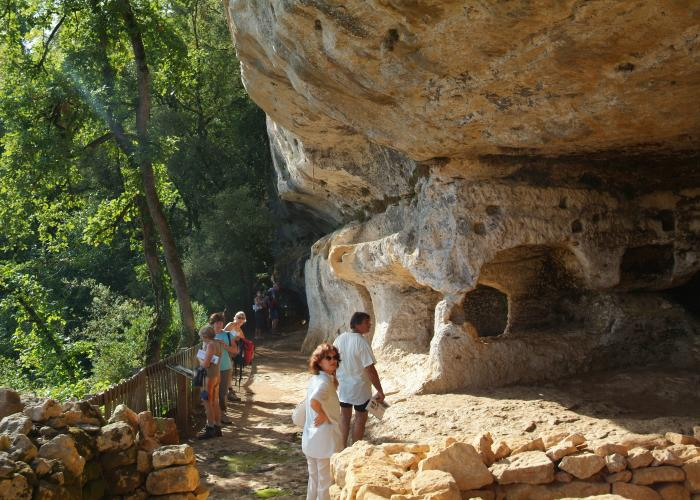 Site préhistorique de la Madeleine