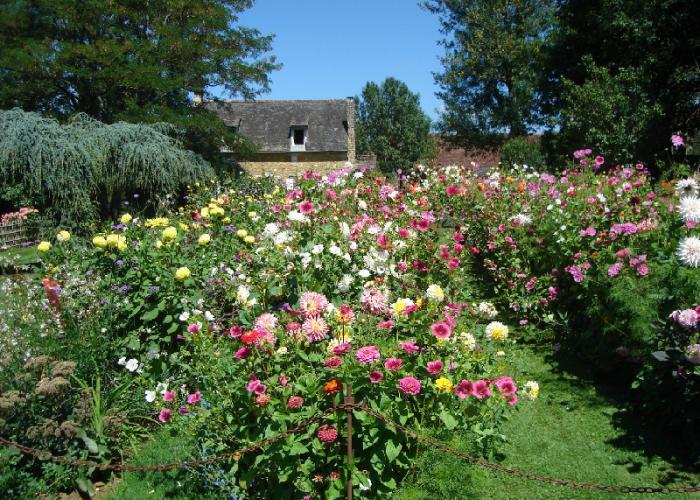 Jardines de Eyrignac - rendez vous aux jardins