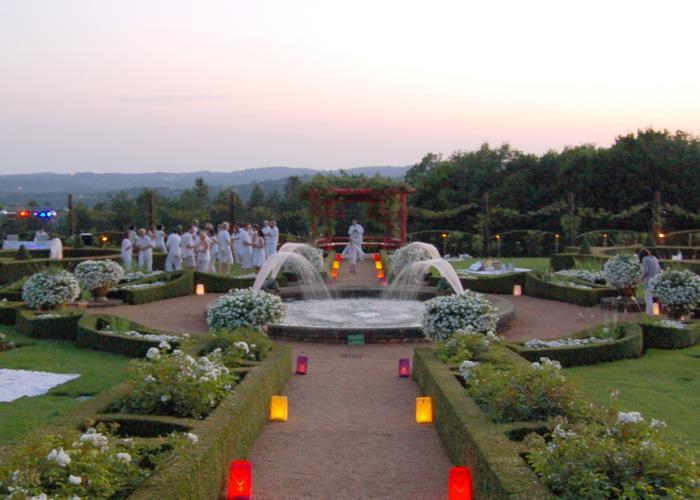 Jardins du Manoir d'Eyrignac, Salignac-Eyvigues