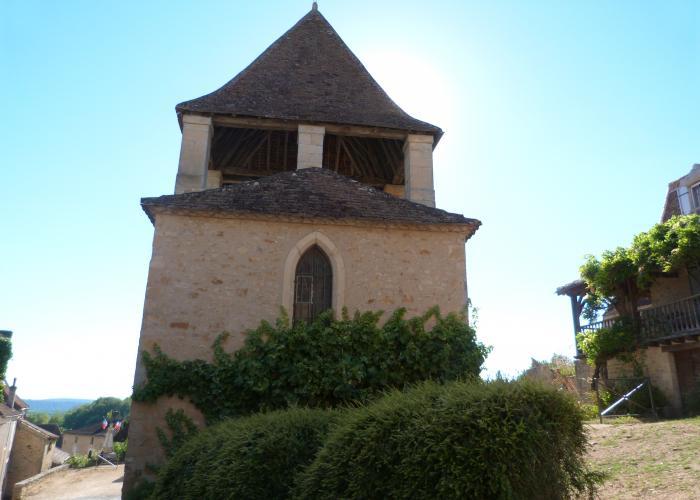 Village de Limeuil, vallée de la Vézère