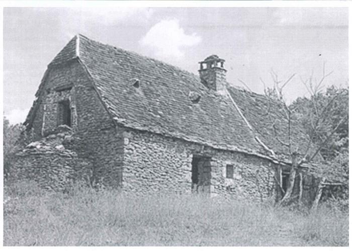 Maison de Jacquou le Croquant à Fanlac