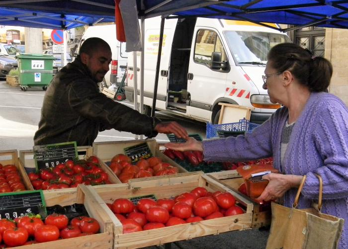 Mercado de Montignac