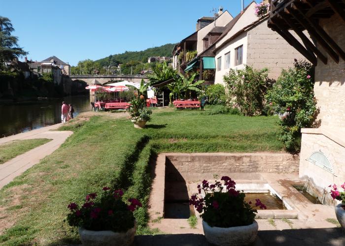 El pueblo de Montignac-Lascaux