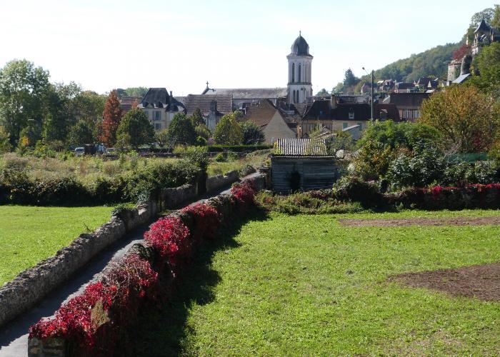 Montignac en Automne ©ALR