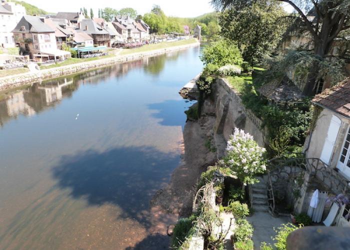 Village de Montignac-Lascaux, vallée Vézère