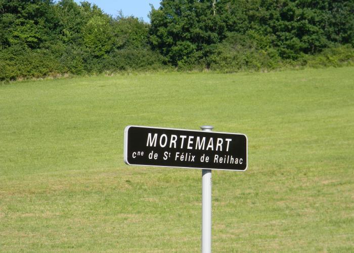 Eglise de Mortemart, Vallée Vézère