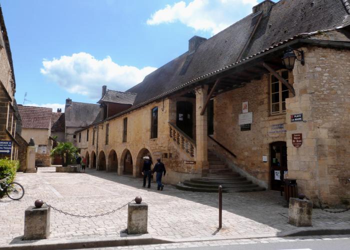 Bureau d'information touristique de Montignac