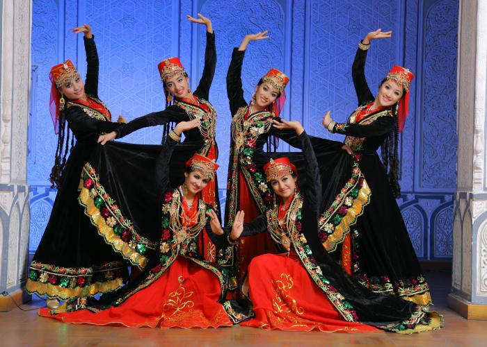 Ouzbekistan 2013-Festival Cultures aux coeurs - Montignac