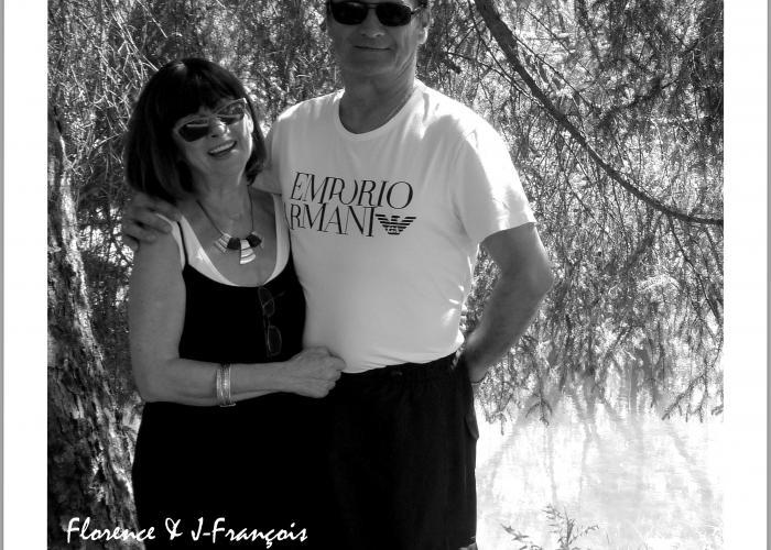 Vos hôtes, Florence & J-François