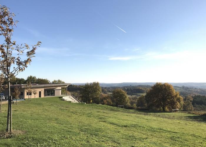 Village d'Audrix en Vallée Vézère