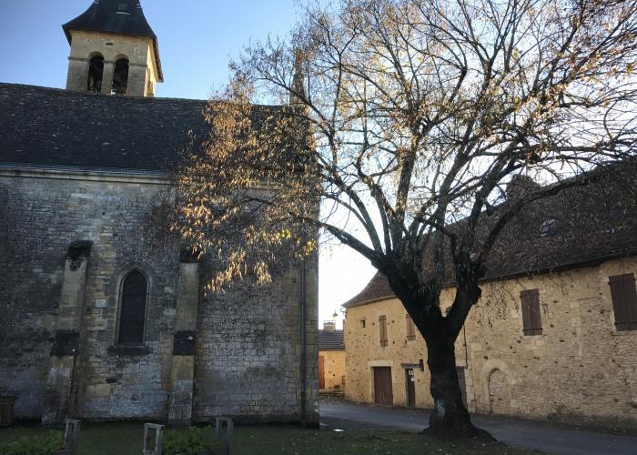 Saint Chamassy ©A.Borderie
