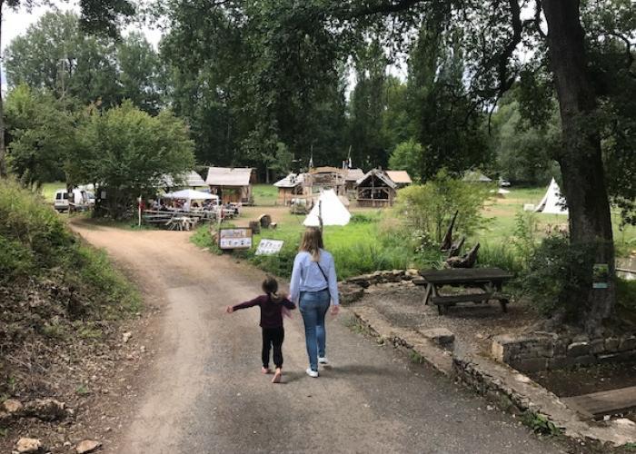 Medieval village Peyzac le Moustier ©A.Borderie