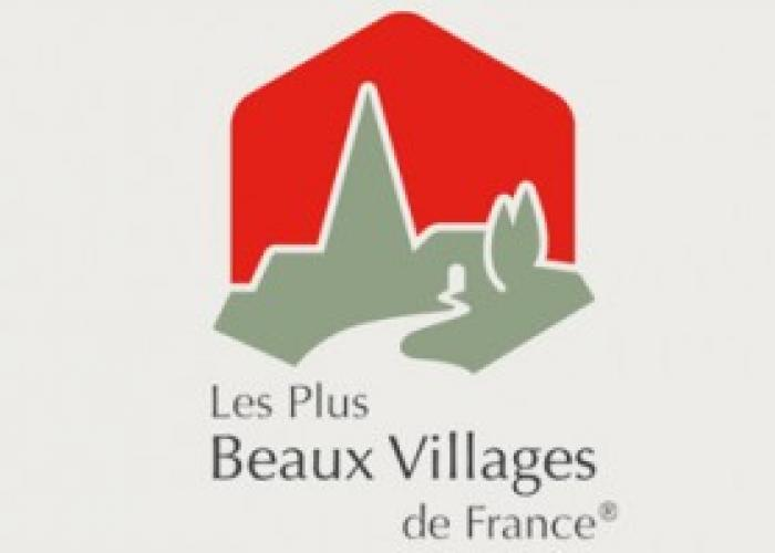 Logo Plus Beaux Villages de France