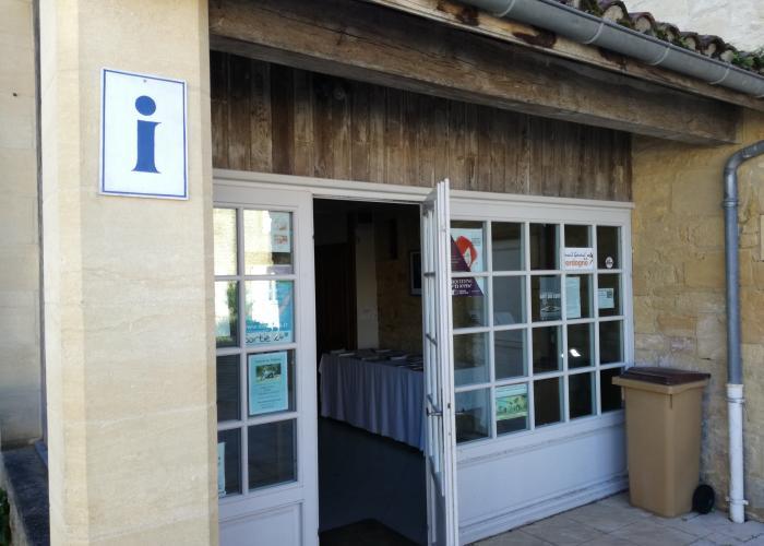 puntos de informaciones turísticas en Fanlac