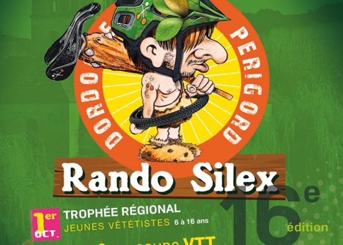 Affiche rando Silex 2016