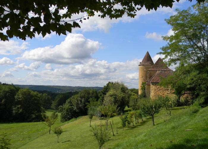 Saint-Chamassy, Vallée Vézère ©ALR