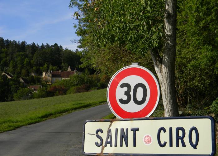 Village de Saint Cirq, vallée Vézère