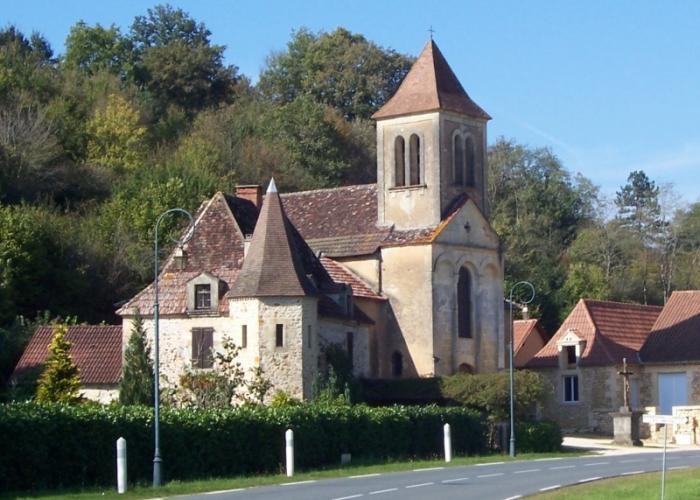 Eglise de Saint Félix, Vallée Vézère