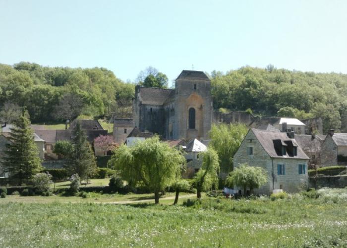 Abbaye de Coly-Saint-Amand