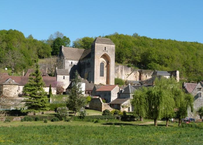 Village of Coly-Saint-Amand