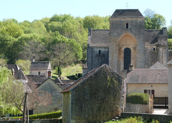 Village de Saint Amand de Coly ©Myriam G.