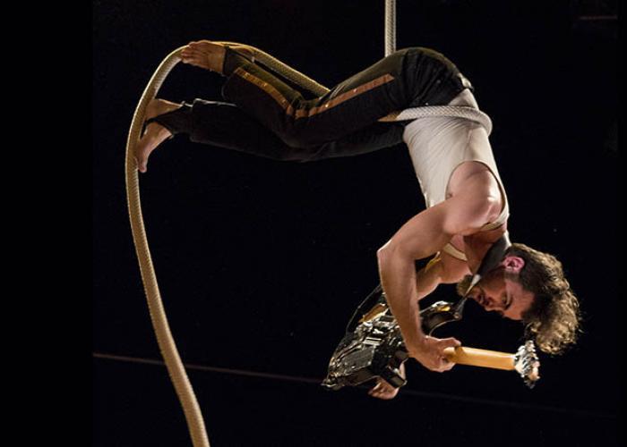 Cirque aérien Brikabrak 2017