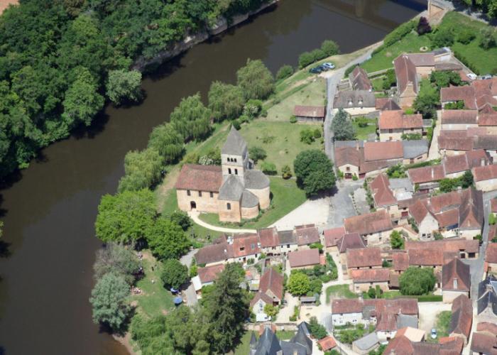 Pueblo de Saint Léon sur Vézère